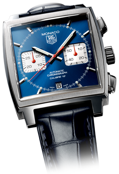 Most Iconic Timepieces From the Past 75 Years Tag Heuer Monaco new