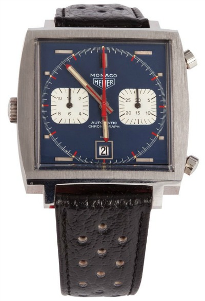 Most Iconic Timepieces From the Past 75 Years Tag Heuer Monaco