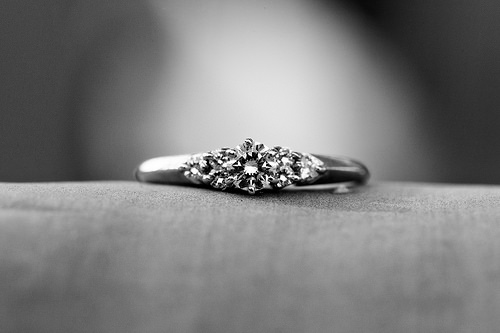 The Surprising History & Tradition Behind Diamond Engagement Rings