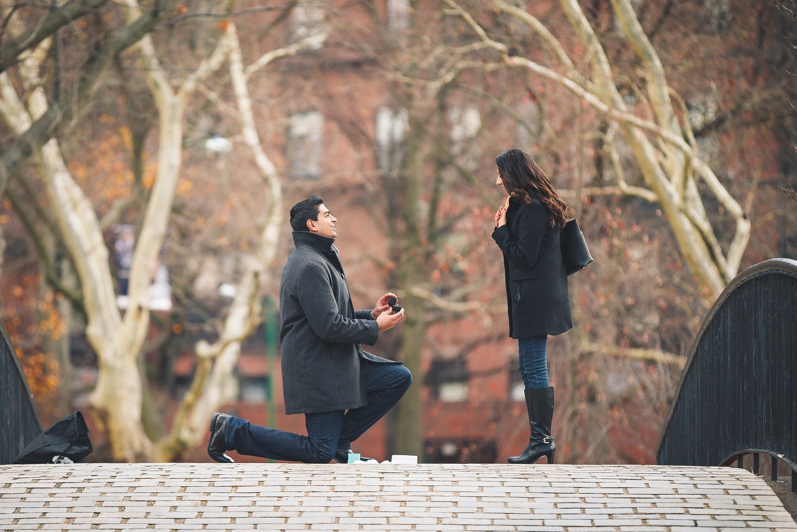 Hannah and Jared - Jason Corey Photography Surprise Proposal