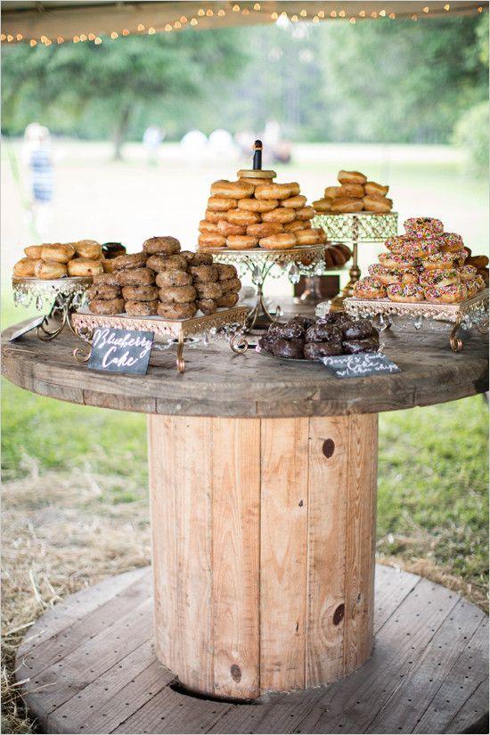 Unique Wedding Desserts For Your Boston Wedding