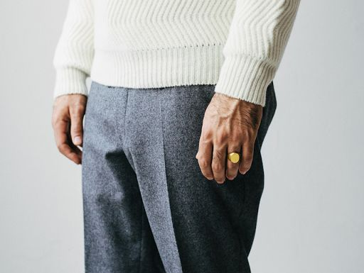 Unique Favorite Father's Day Gifts He'll Wear Forever - Signet Ring