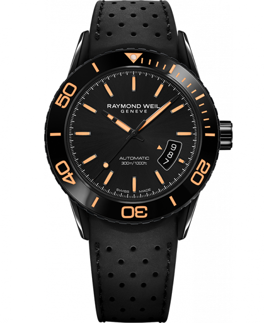 Raymond Weil Freelancer Divers  Top Luxury Sporty Watches Trending Now