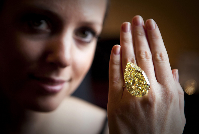Are All Yellow Diamonds Equally Beautiful and Valuable?
