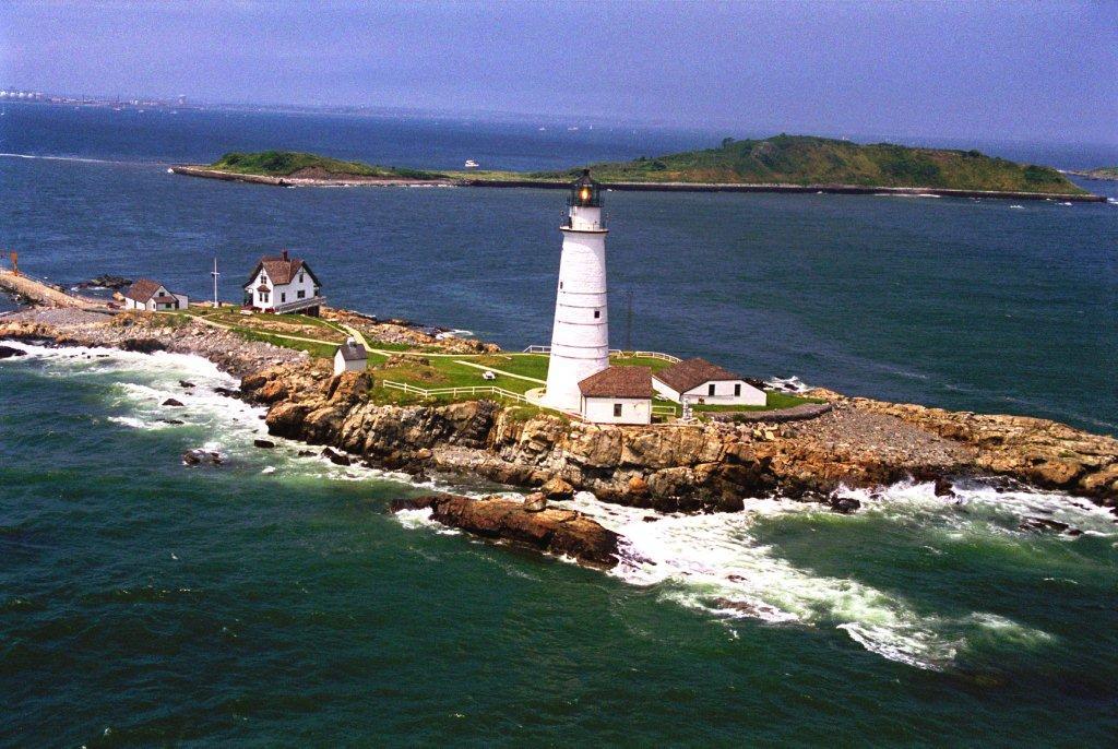 Little Brewester Island Boston Light Historic Proposal