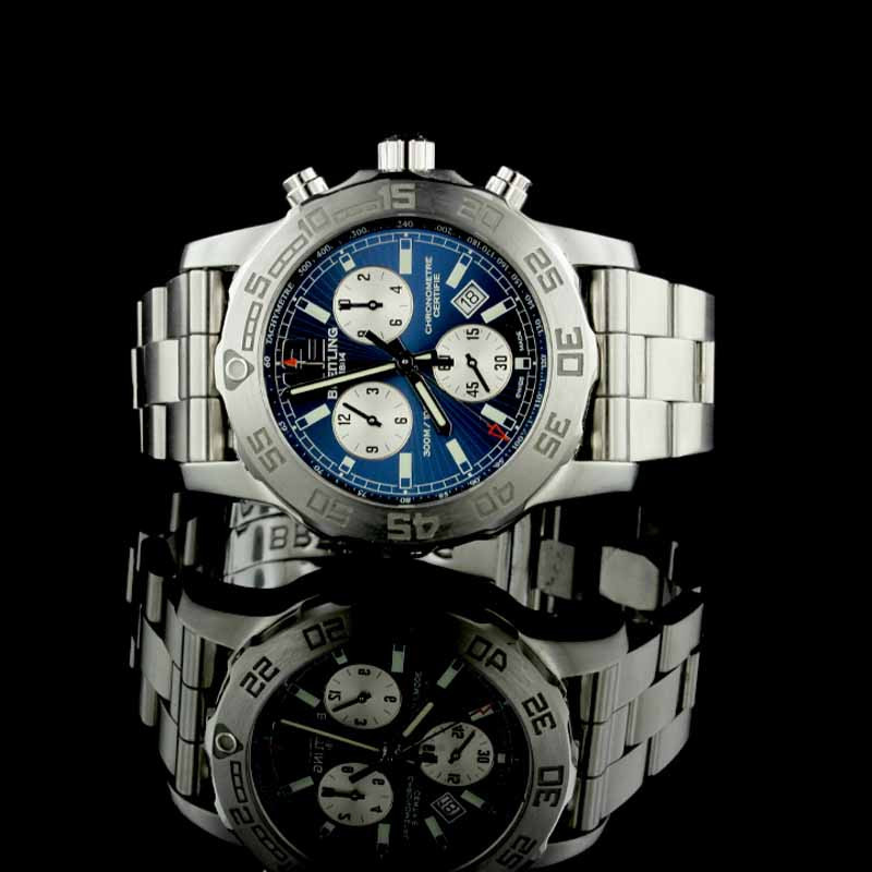 Breitling Stainless Steel Colt Chronograph II