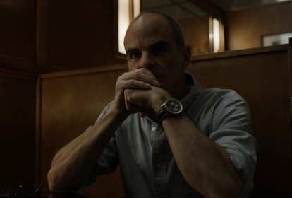 House of Cards Doug Stamper Breitling Navitimer Watch