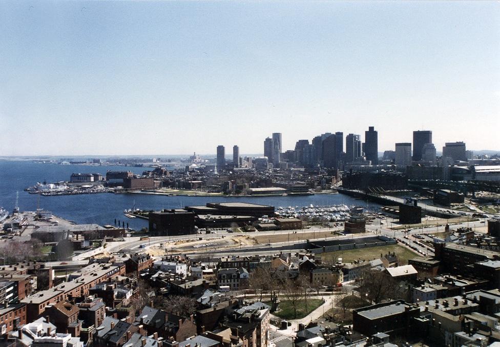 Bunker Hill Monument Boston Historic Proposal