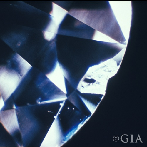Chip Diamond Clarity