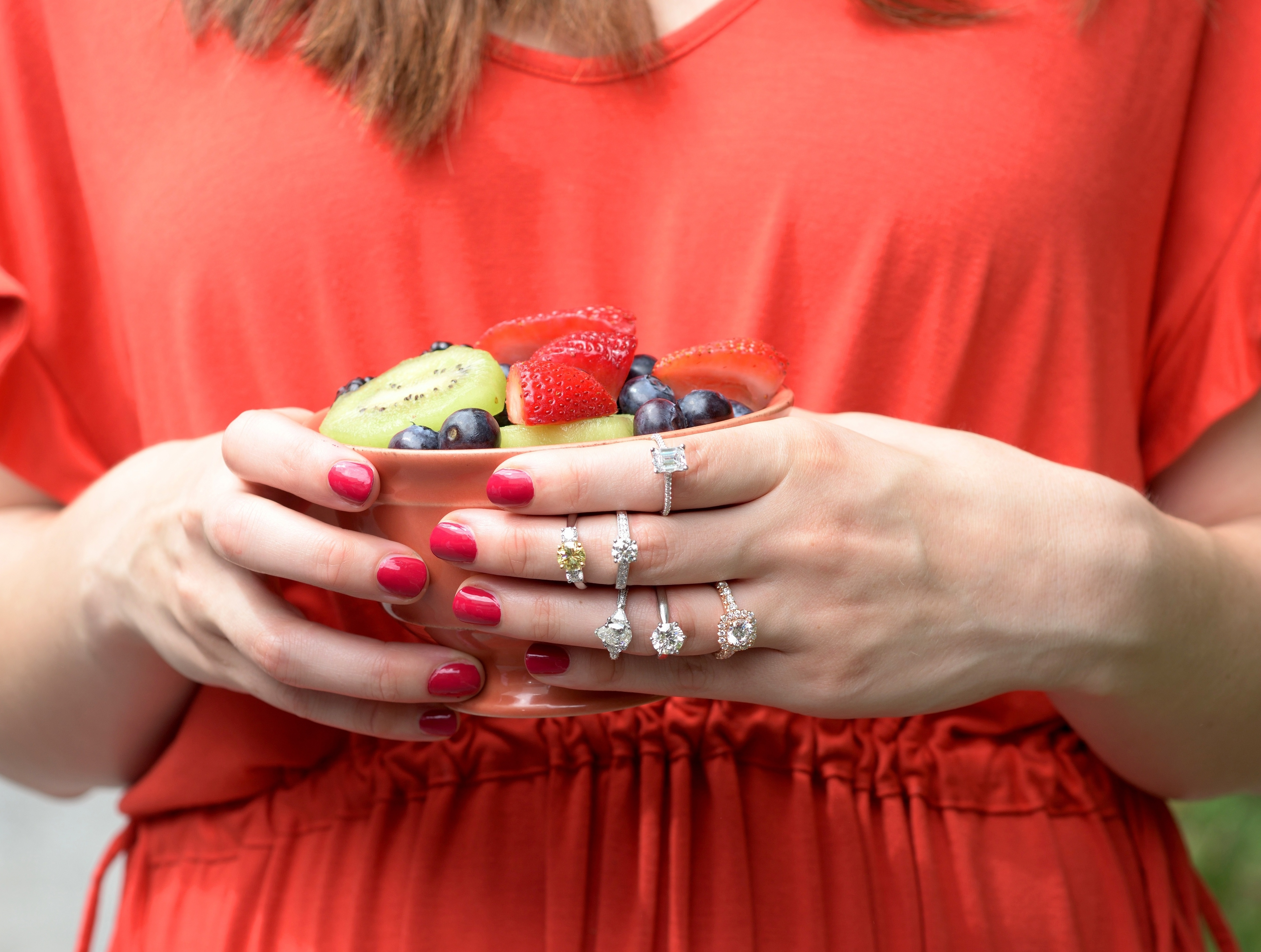 Boston's Top 5 Summer Engagement Ring Trends