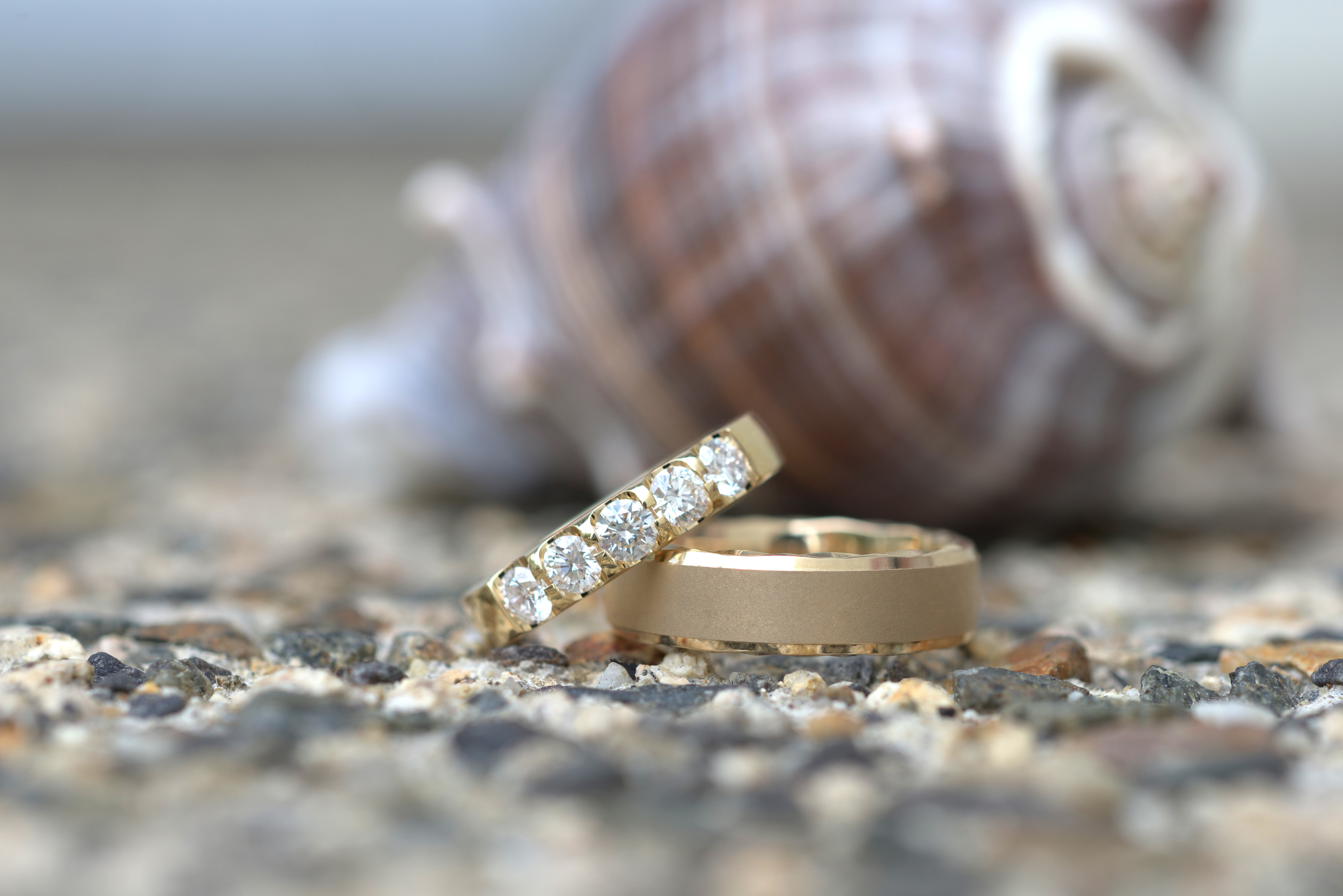 Best Beach Practices For Your Engagement And Wedding Rings