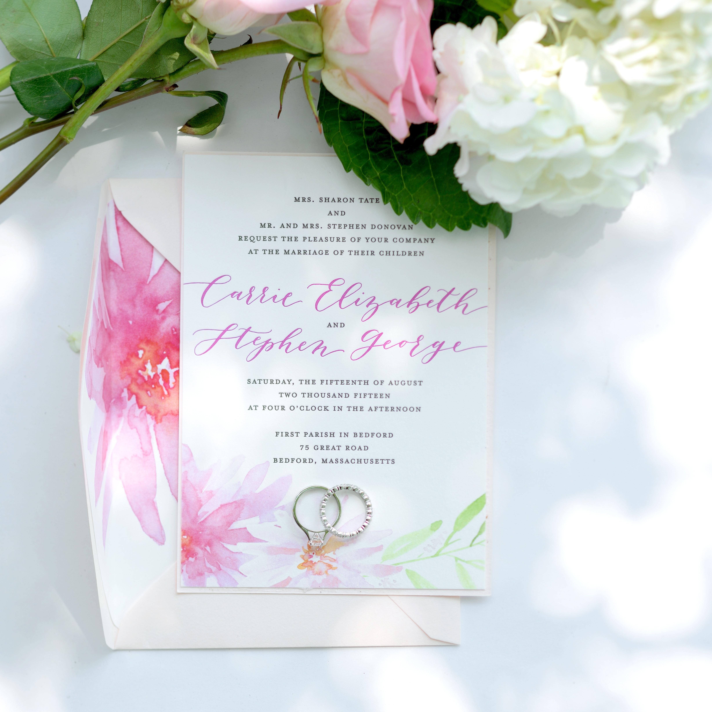 Wedding Invitation Trends Custom Envelope Liners