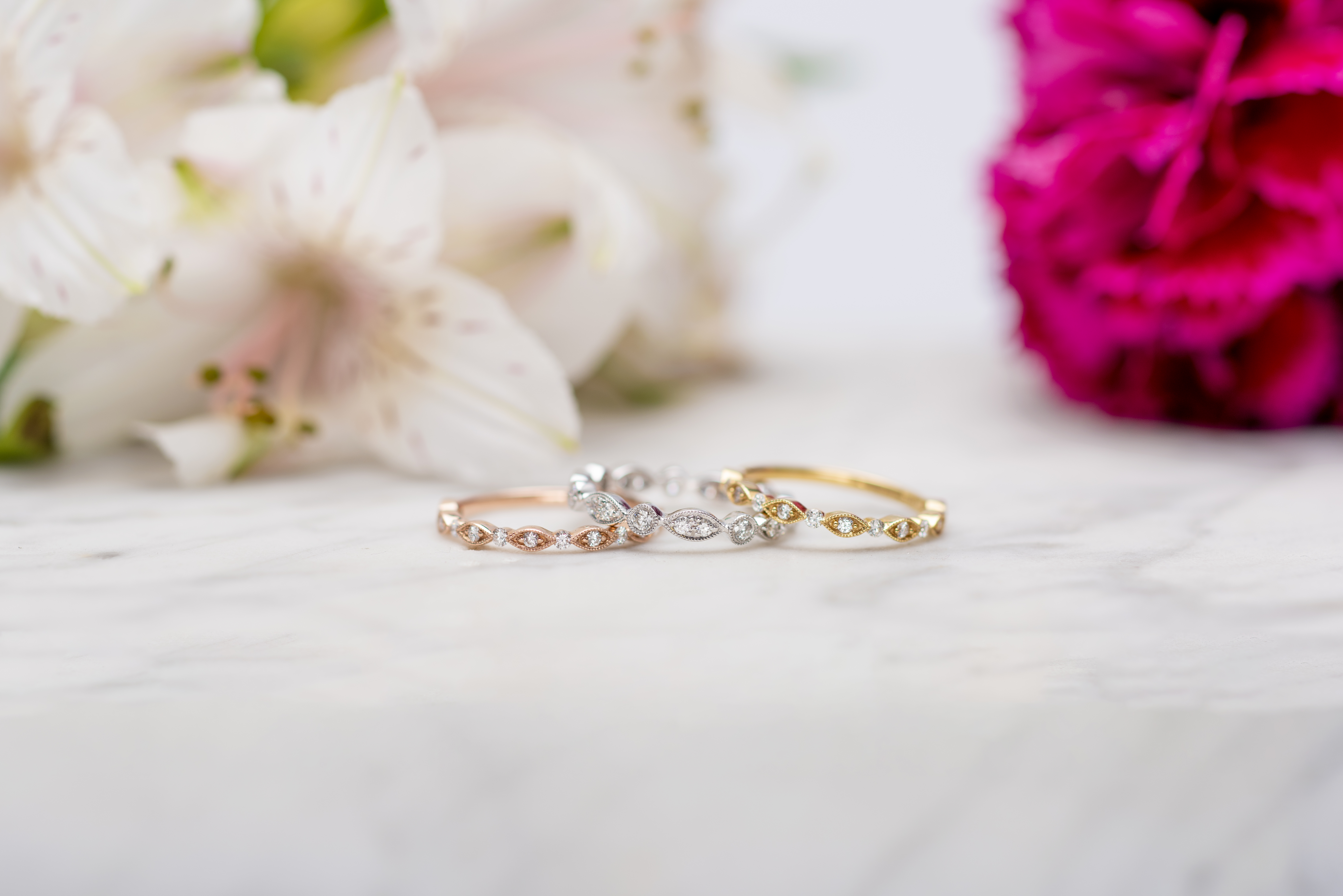 Top 5 Wedding Ring Styles in Boston