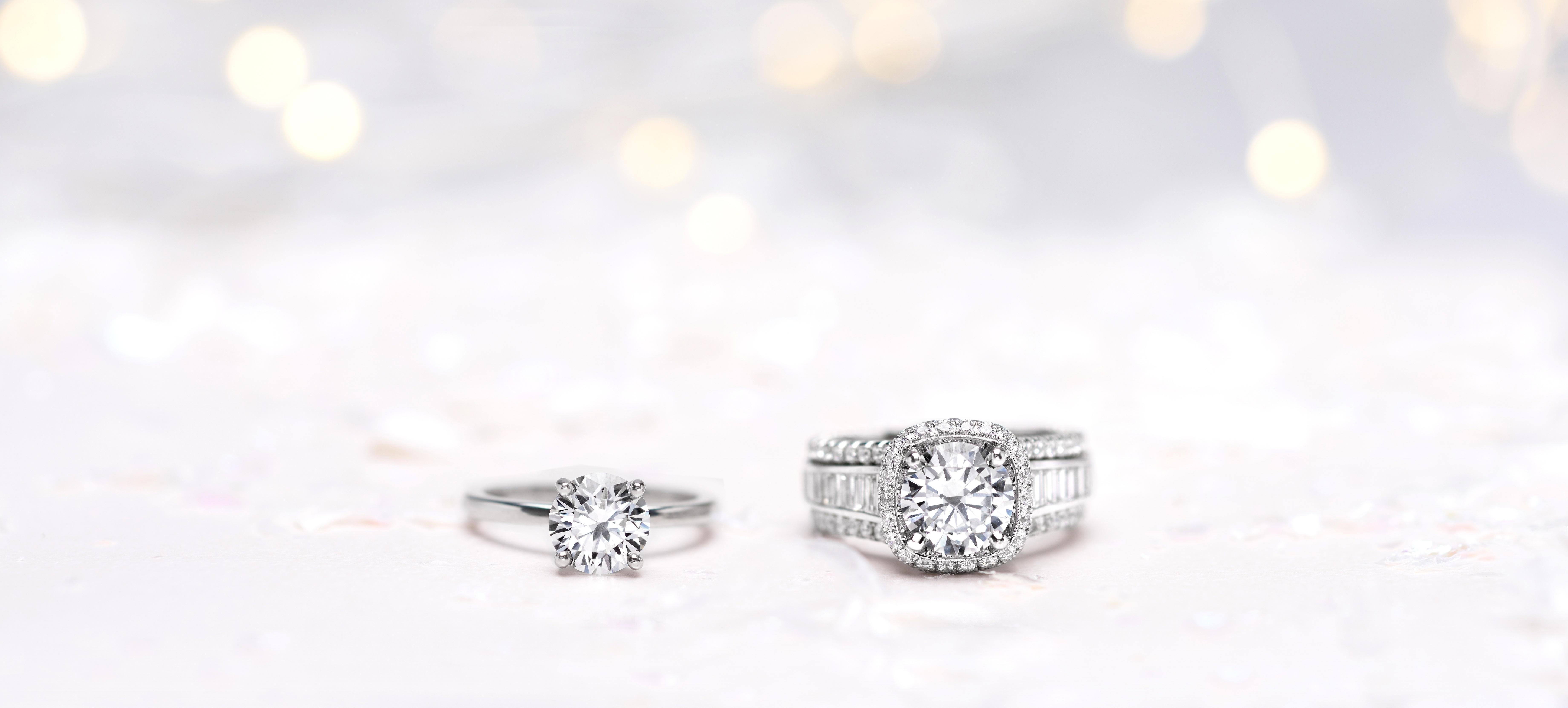 Engagement Ring Upgrades