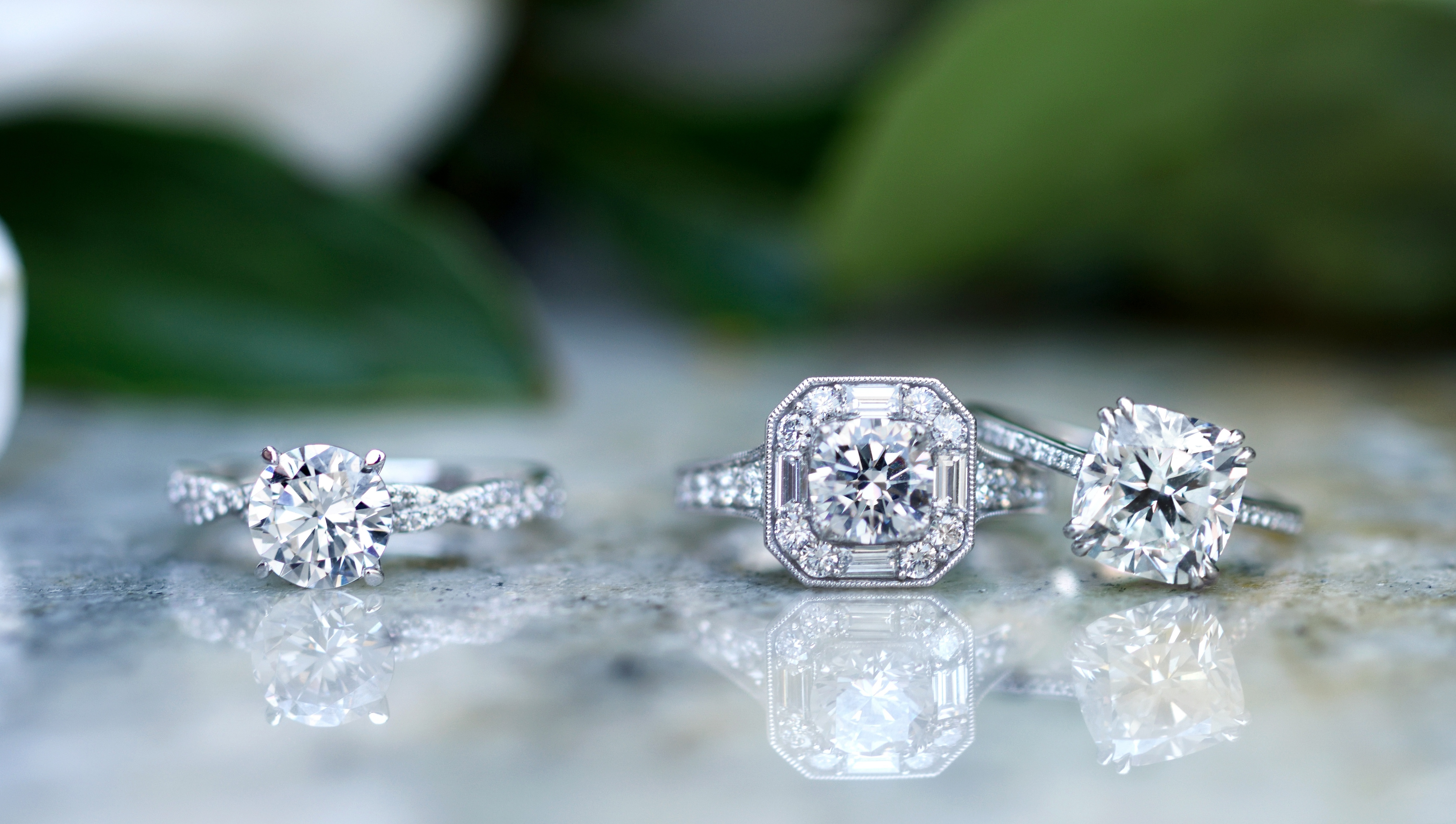 Which Diamond Shapes Are Scientifically Proven To Sparkle The Most?