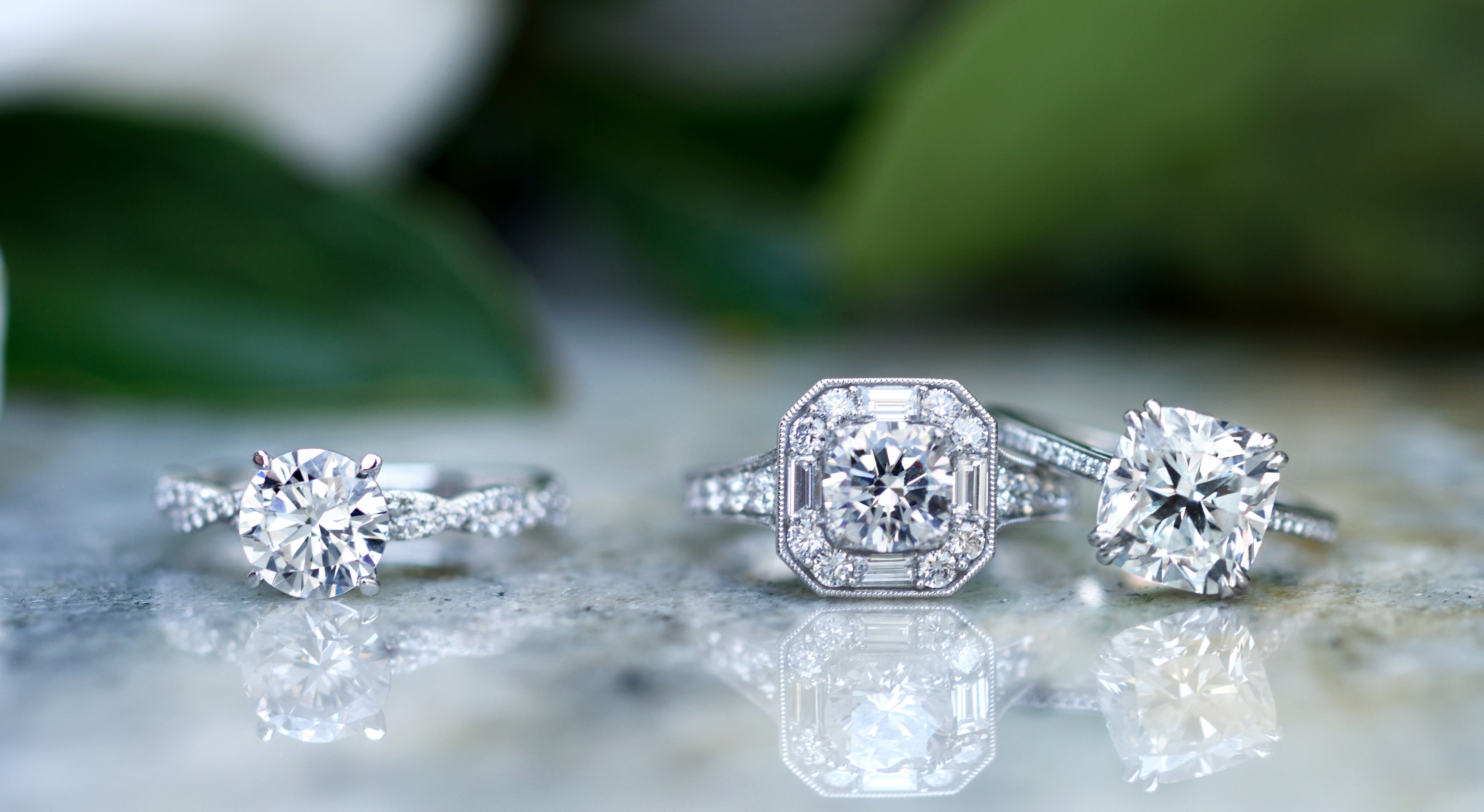 Top 5 Best Engagement Ring Settings