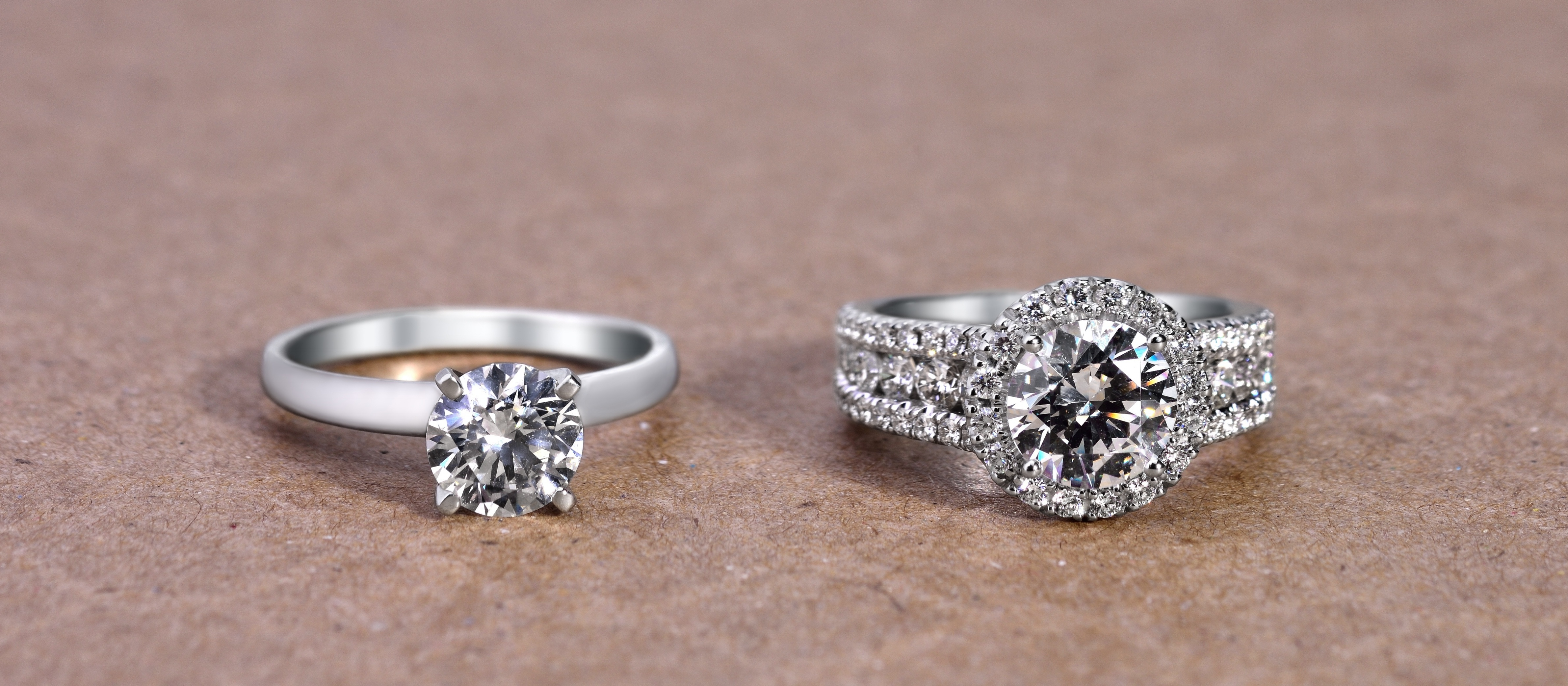 7 Ways To Reset Diamond Rings For A New Look Long S Jewelers