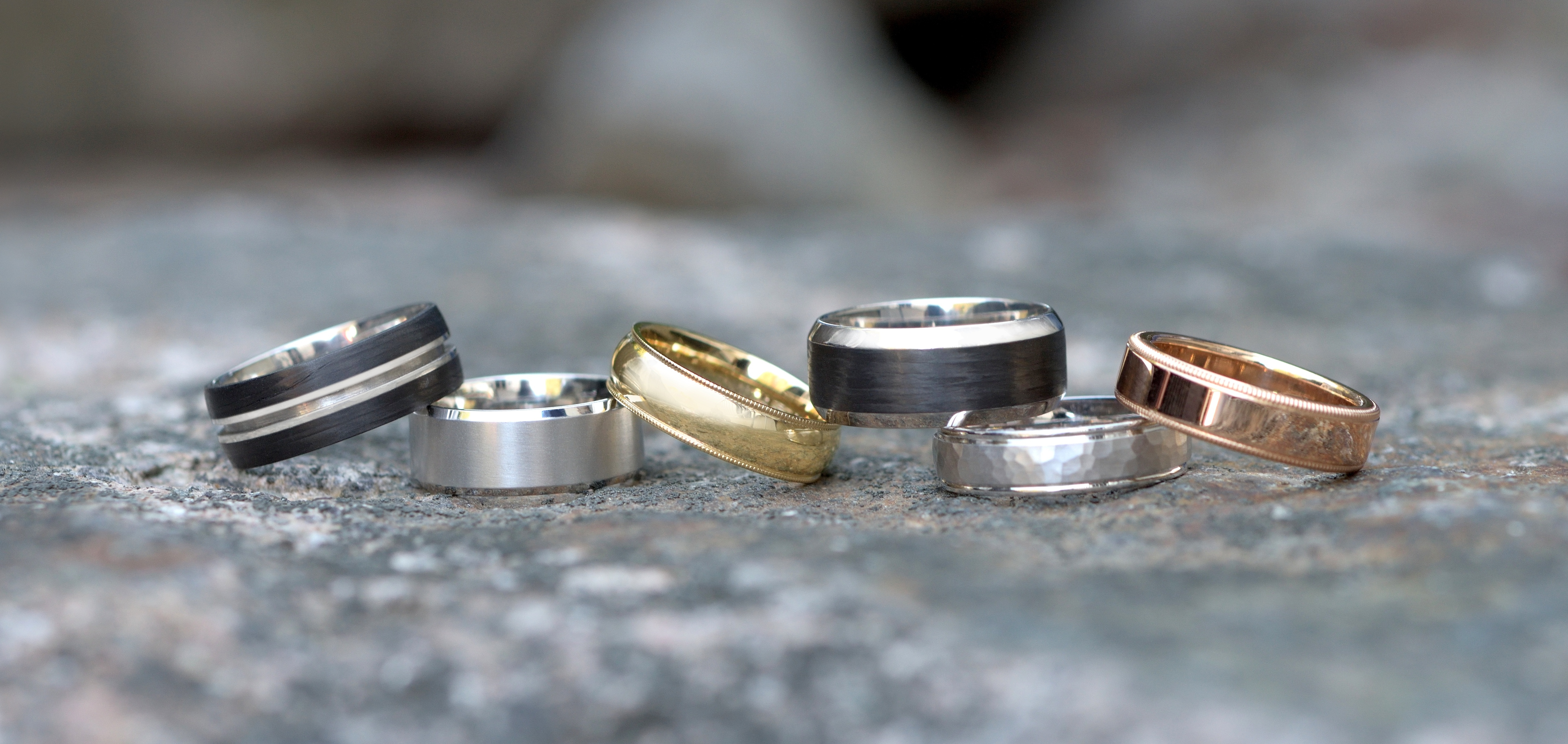 Men's Wedding Bands – What Width Is Right For You?