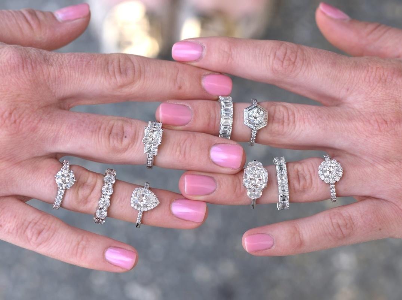 Boston Diamond SHapes