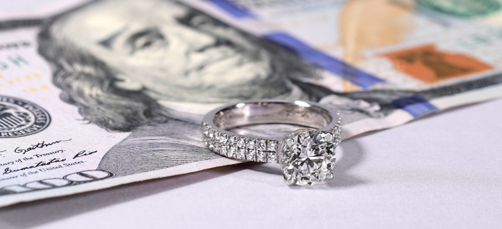 Fact or Myth: An Engagement Ring Should Cost 2 Month's Salary