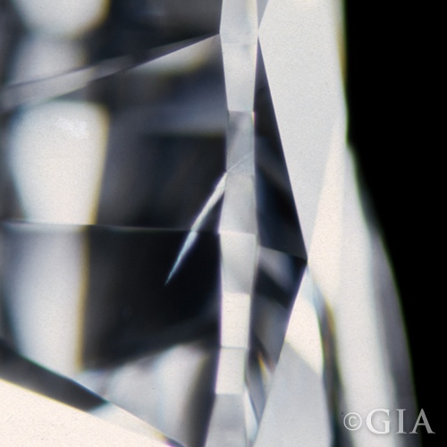 Feather Diamond Clarity