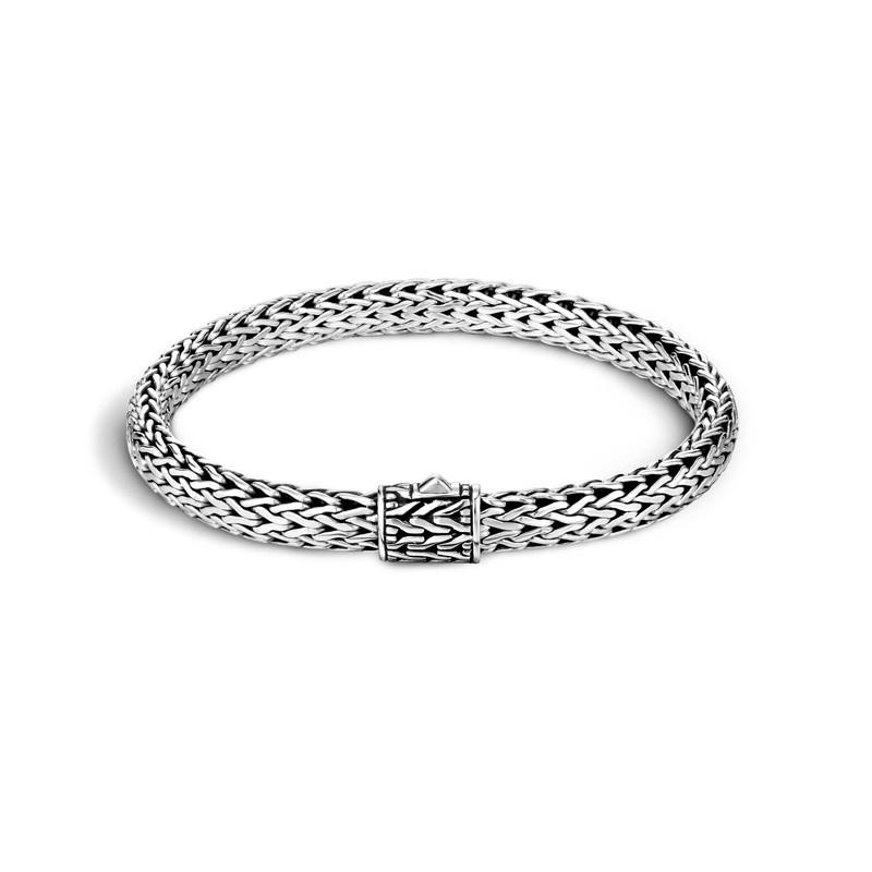 Jon Hardt Sterling Silver Classic Chain Small Bracelet