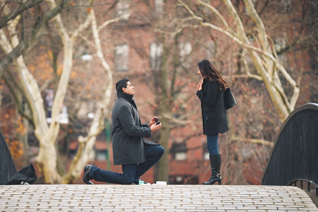 Credit: Jason Corey Photography - Surprise Proposal Photos