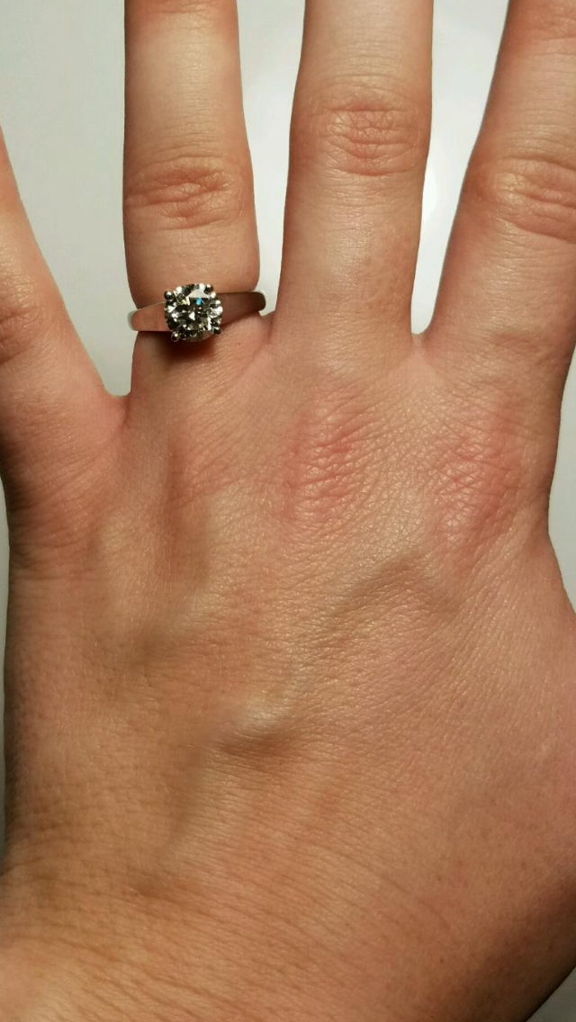 Shari & Johnathan Proposal Story