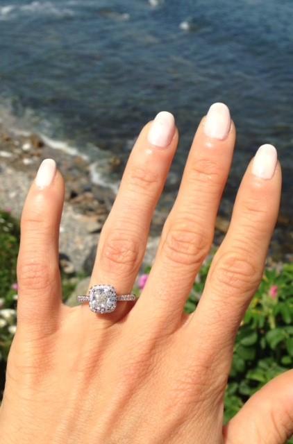 Karen and Patrick - Long's Proposal Story - Engagement Ring Selfie