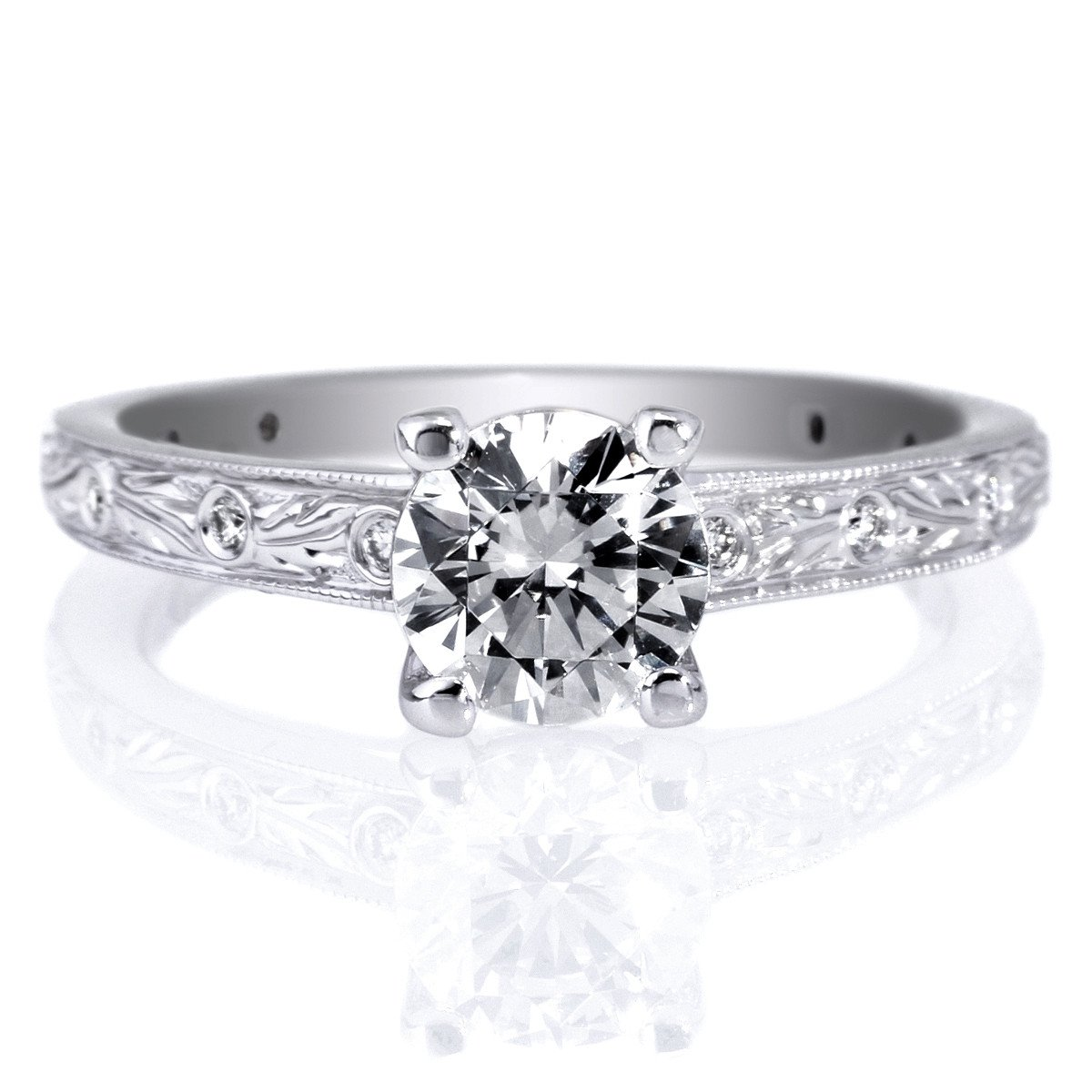 6 Unique Vintage Inspired Engagement Rings We're Loving Right Now
