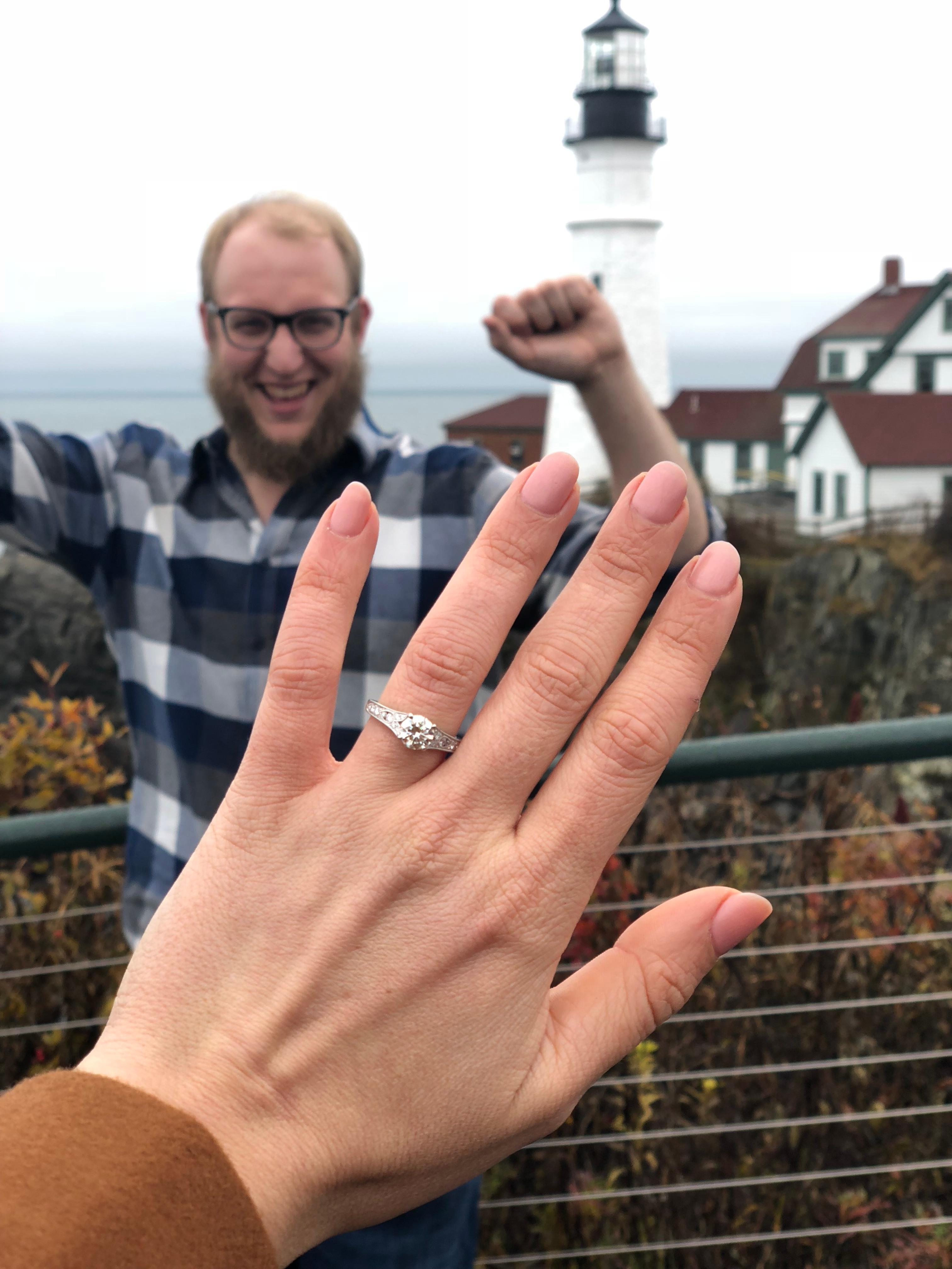Lindsey-and-David-ring