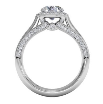 Add Surprise Diamonds To Your Engagement Ring - Upgrade Your Engagement Ring