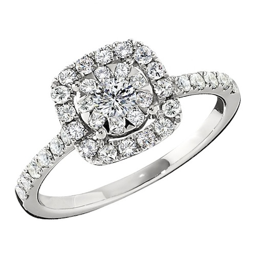 MCBQ5R_marshall_pierce_company_chicago_jewelers_forevermark_cluster_ring_diamonds