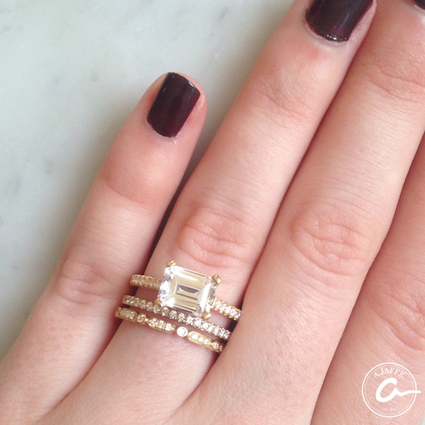 Best Diamond Shapes For An Engagement Ring Emerald Cut Diamonds