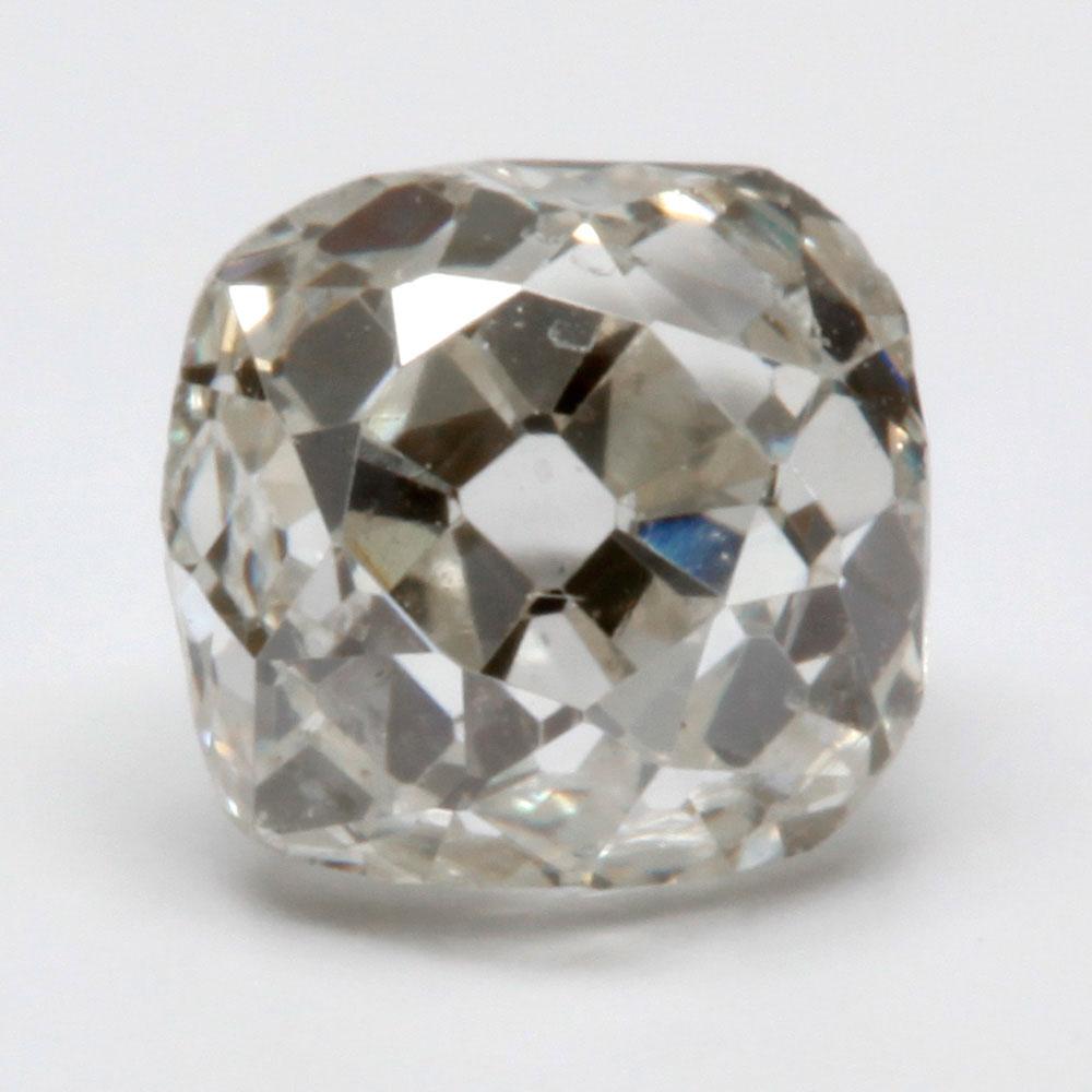 Mine Cut Diamond