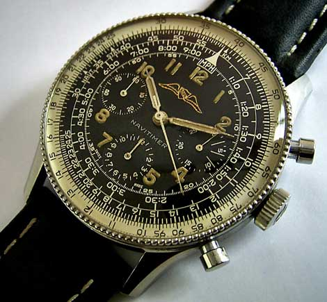 NAVITIMER Most Iconic Timepieces From the Past 75 Years
