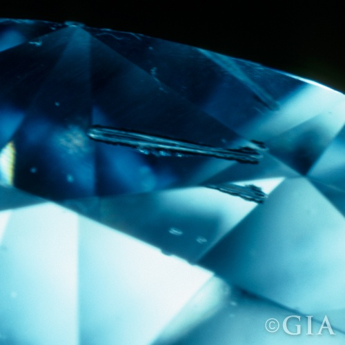 Needle Diamond Clarity