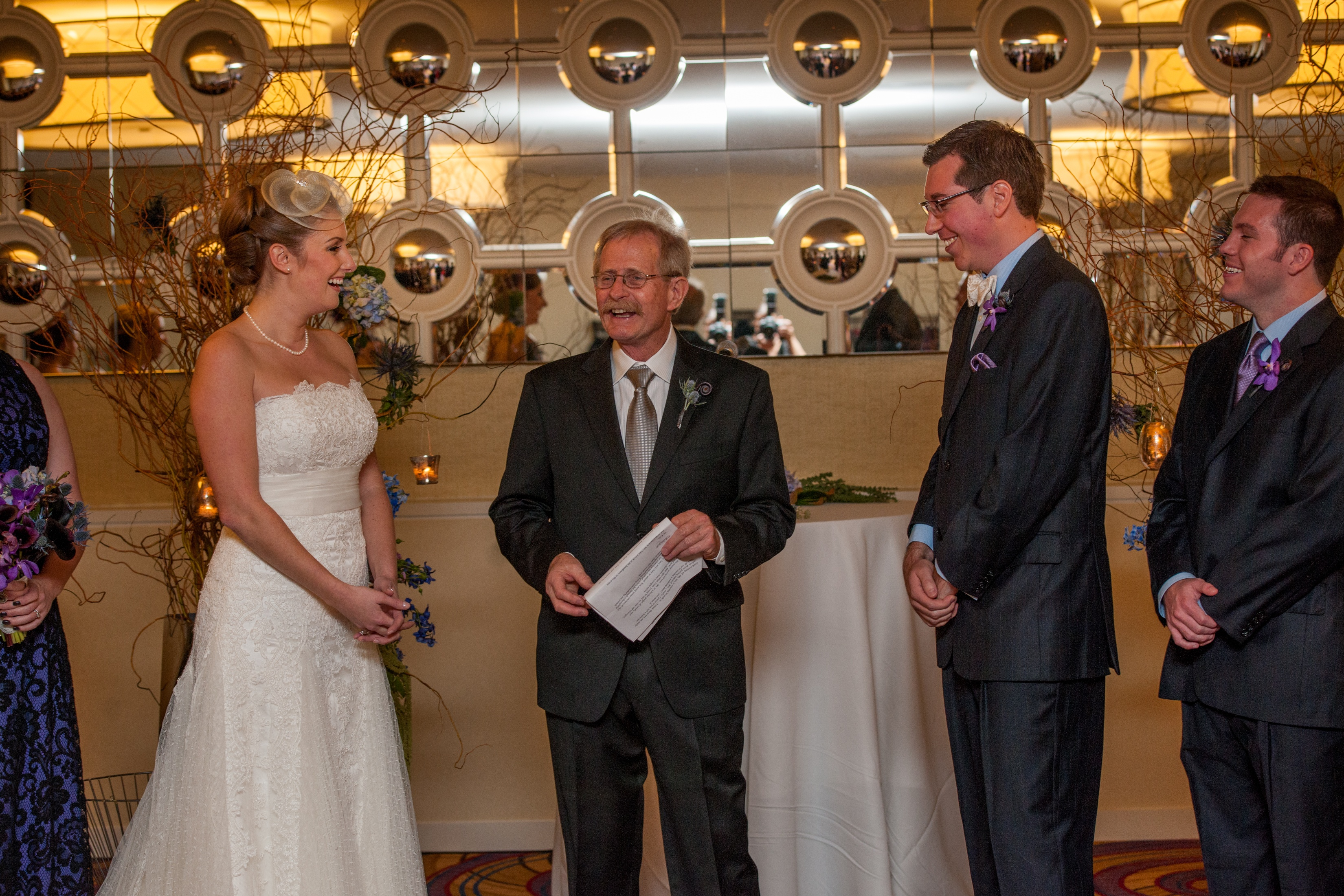 Making Your Boston Wedding Stand Out From The Crowd Have Someone Close To You Officiate