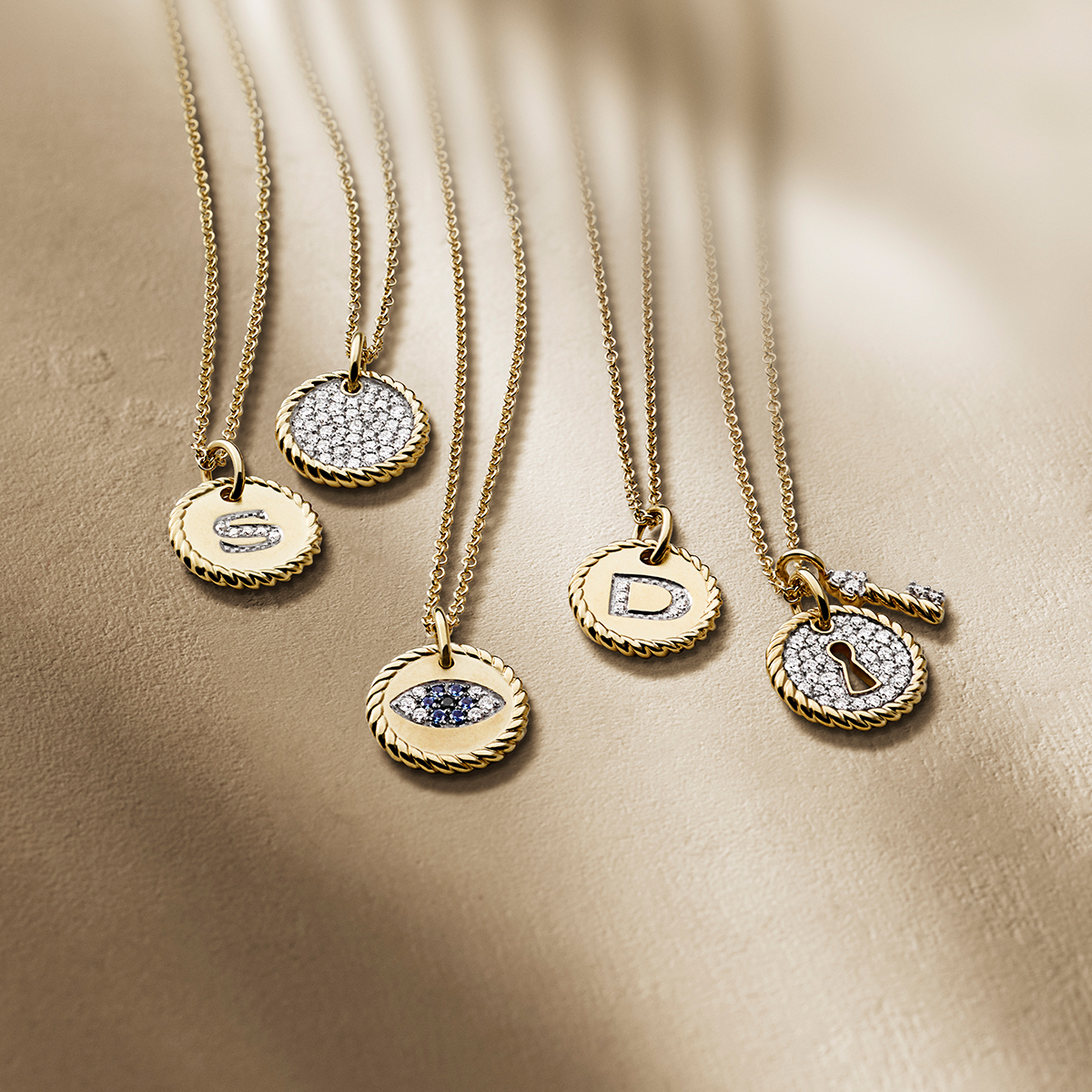 Trend To Watch: Delicate Amulet Necklaces