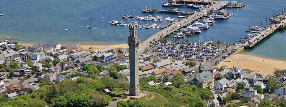 Most Romantic Proposal Locations in Cape Cod Pilgrim Monument Provincetown