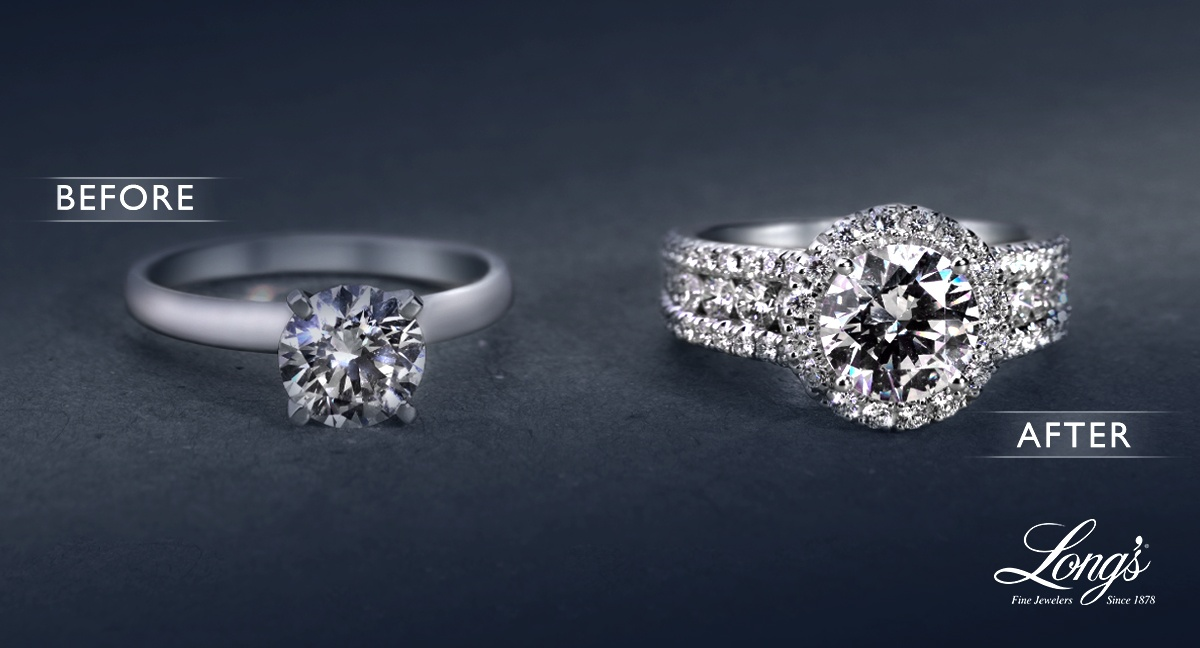 8 Unique Ideas To Reset Or Upgrade Your Engagement Ring