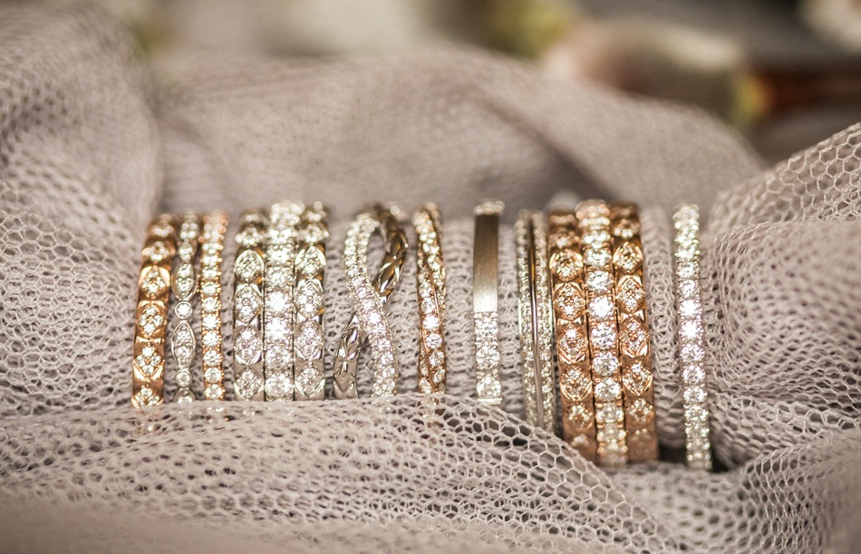 Top Trending Wedding Bands