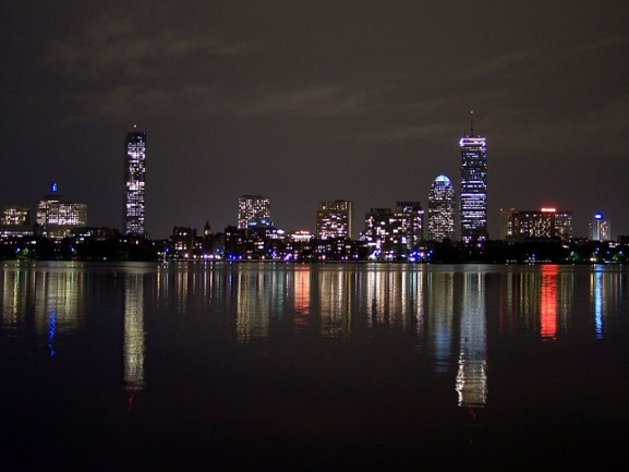 boston skyline memorial drive proposal