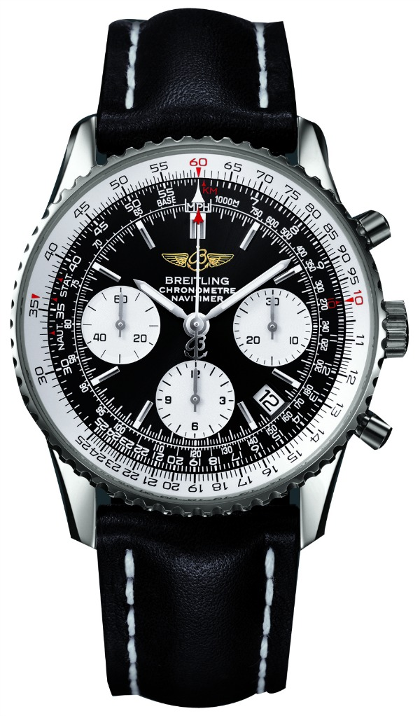 breitling-navitimer Most Iconic Timepieces From the Past 75 Years