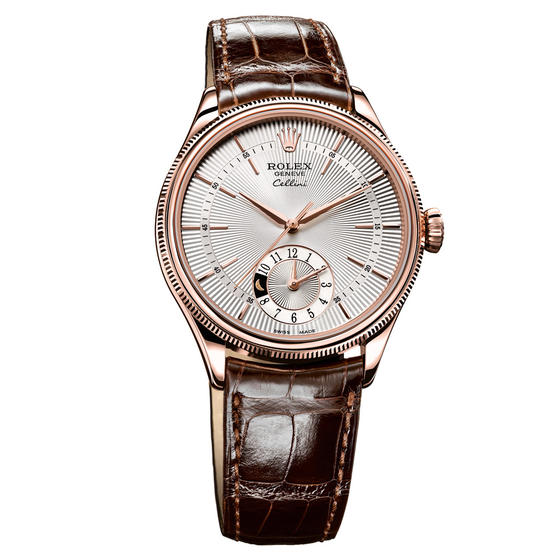Formal Watches Rolex Cellini Dual Time