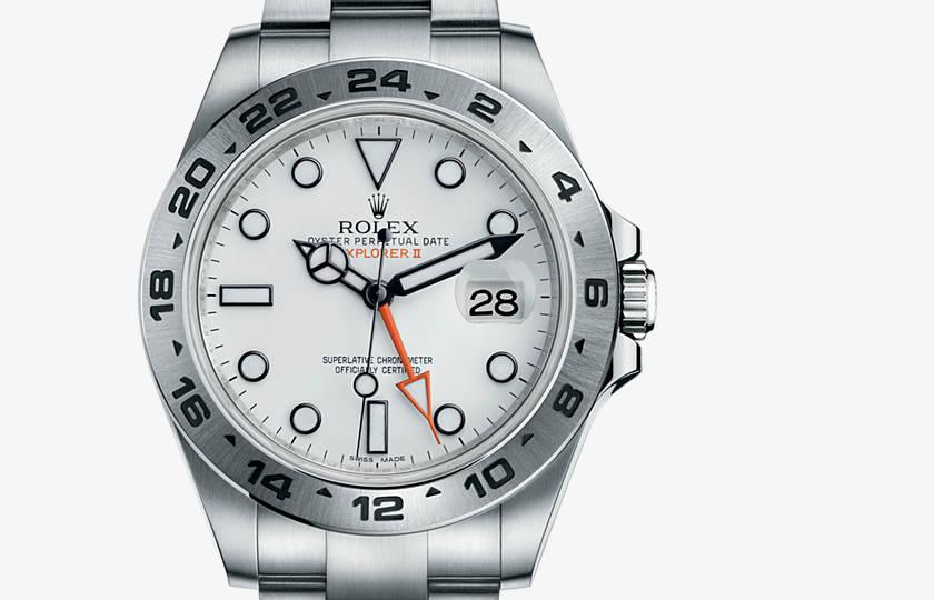 Outdoor Watches Rolex Explorer II