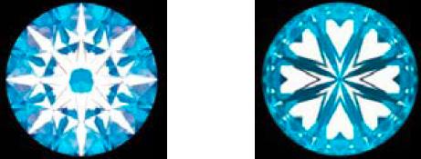 Diamond Cut Technique
