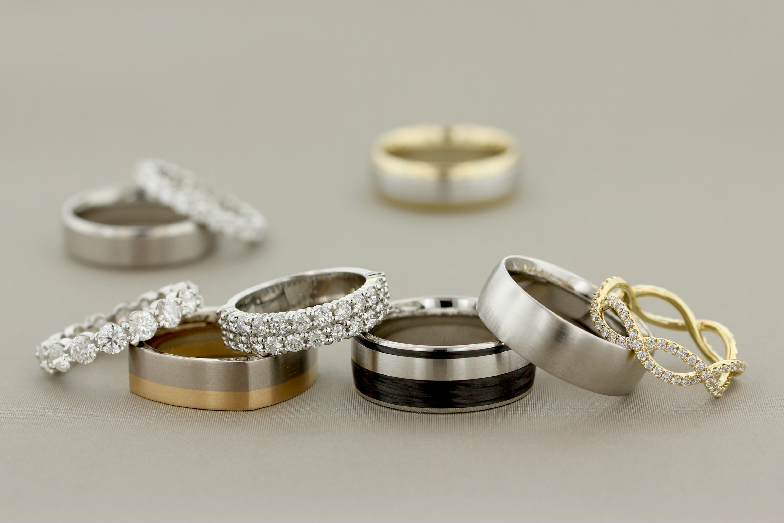 Wedding Bands - How To Clean and Maintain