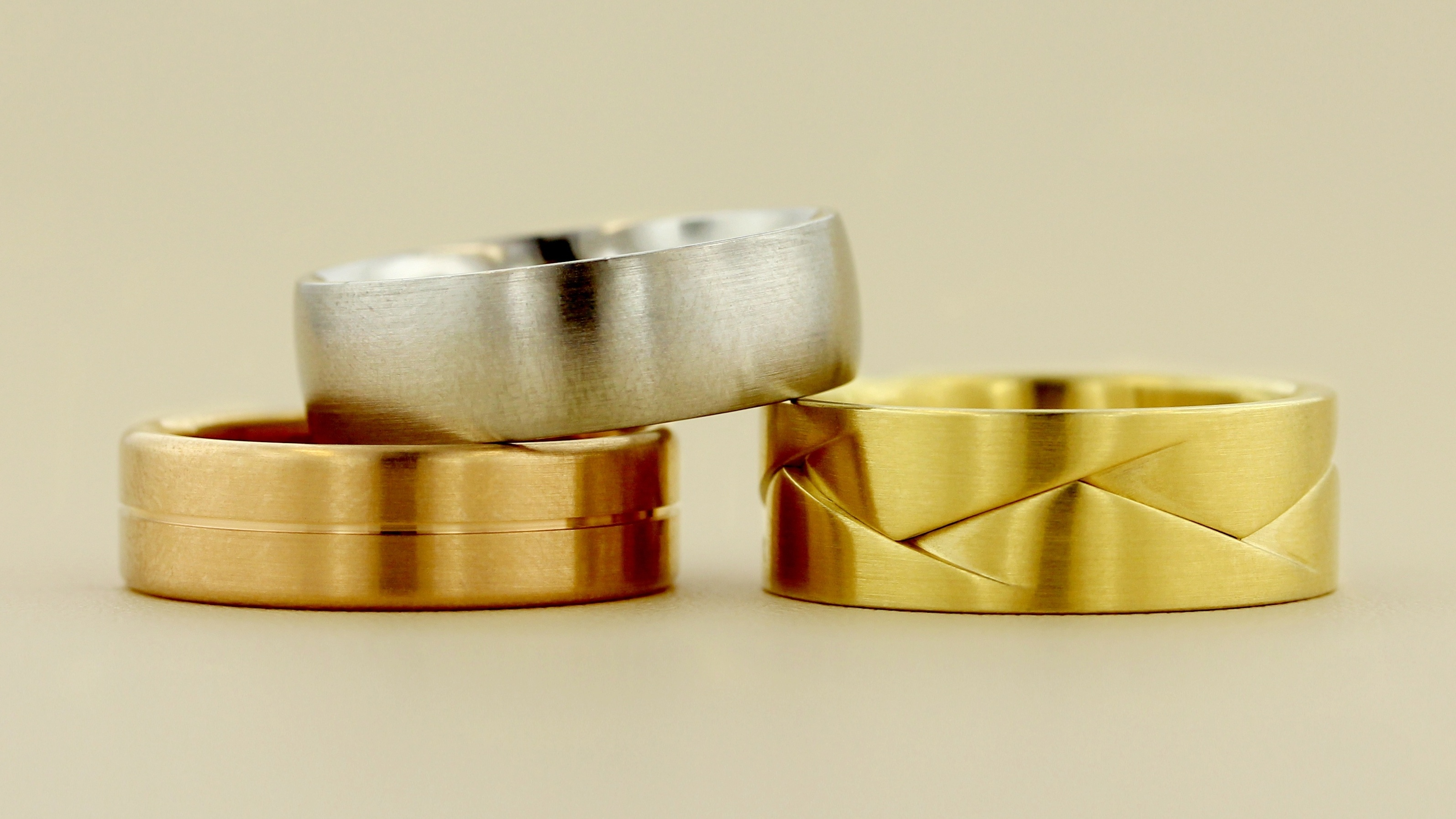 Wedding Band Metals
