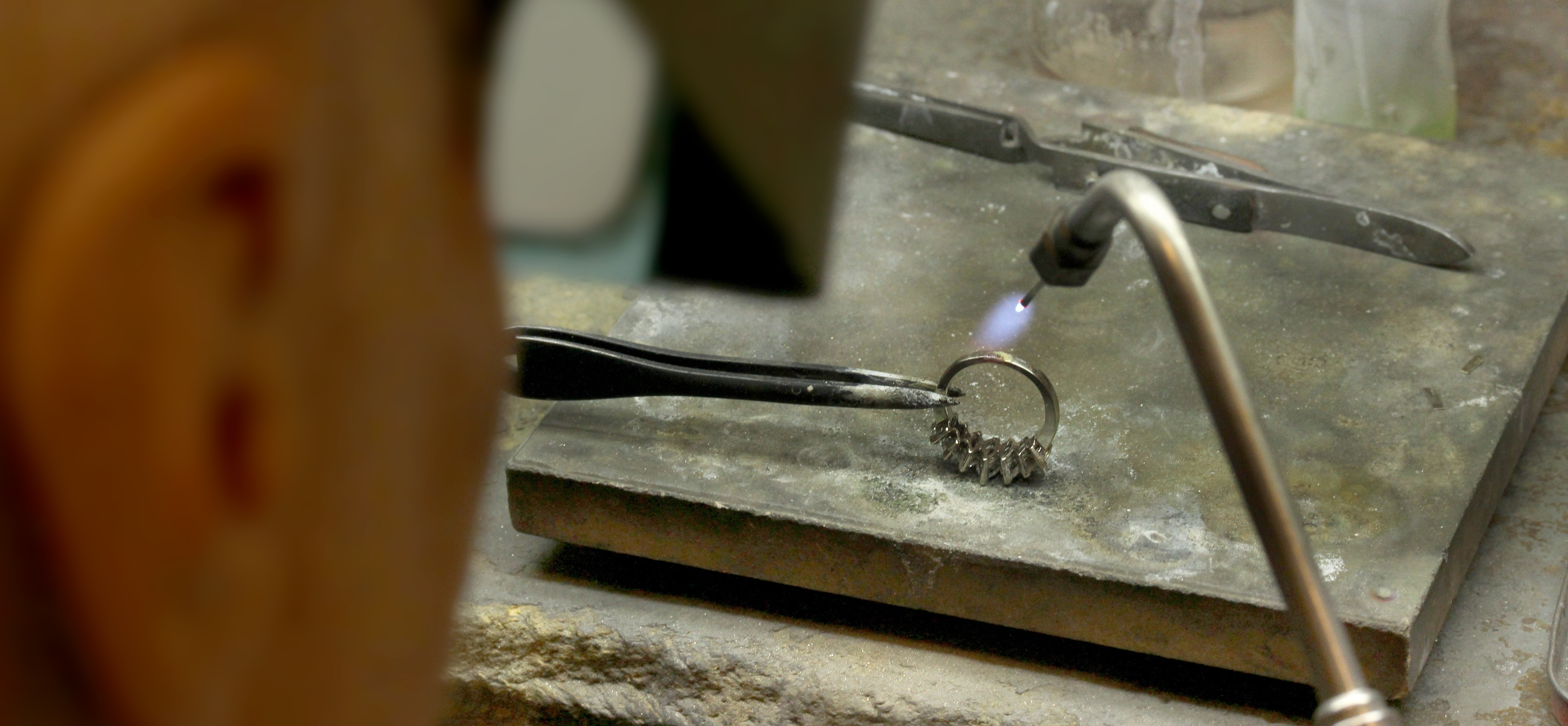 The Pros & Cons: Soldering Your Engagement Ring & Wedding Band Together